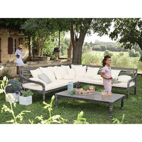 salon de jardin Acacia | Shoptout.ma E-commerce Maroc